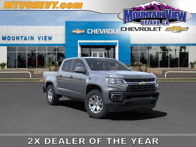 "2021 Chevrolet Colorado 2WD LT 2WD Crew Cab 128"" LT Gas V6 3.6L/ [0]"