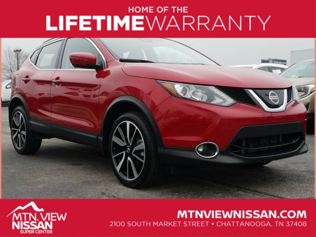 Used 2018 Nissan Rogue Sport in Chattanooga, TN