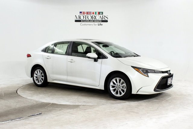 New 2020 Toyota Corolla in Cleveland, OH