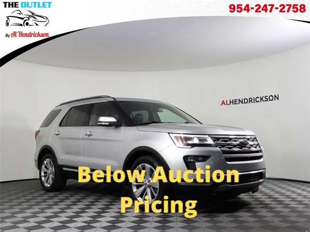 Used 2019 Ford Explorer in Coconut Creek, FL