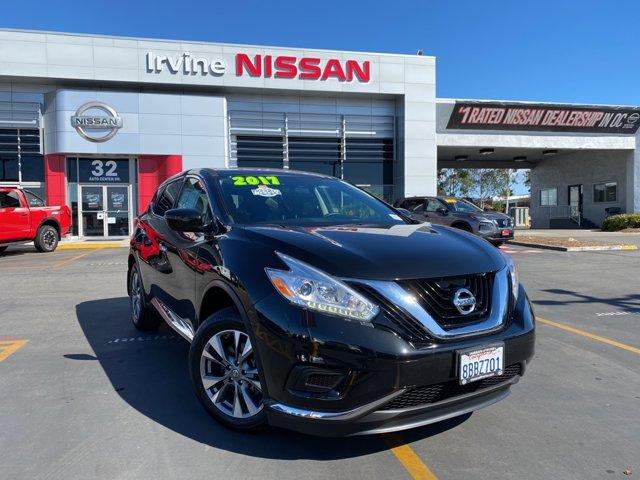 2017 Nissan Murano S 2017.5 FWD S Regular Unleaded V-6 3.5 L/213 [1]