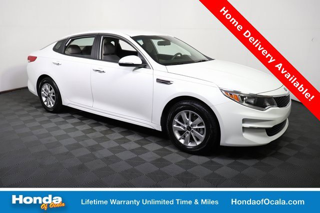 Used 2017 KIA Optima in Ocala, FL