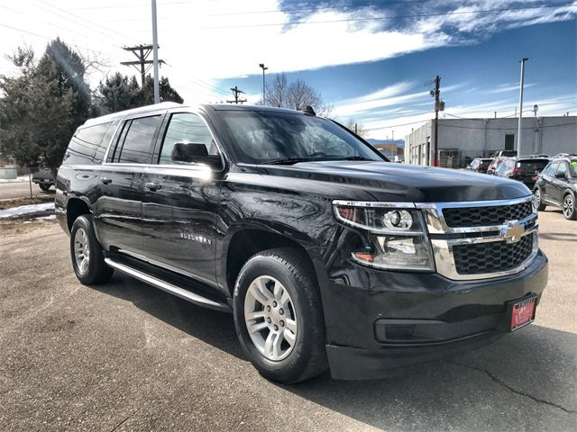 Used 2018 Chevrolet Suburban in Fort Collins, CO