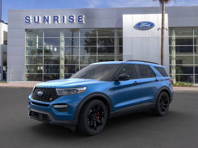 2020 Ford Explorer ST ST 4WD Twin Turbo Premium Unleaded V-6 3.0 L/183 [12]