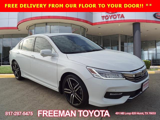 Used 2017 Honda Accord Sedan in Hurst, TX