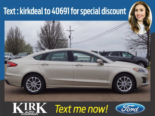 Used 2019 Ford Fusion Hybrid in Grenada, MS
