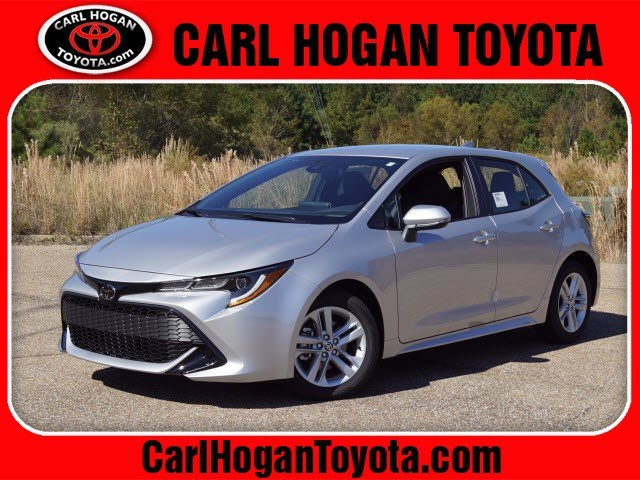 New 2019 Toyota Corolla Hatchback in Columbus, MS
