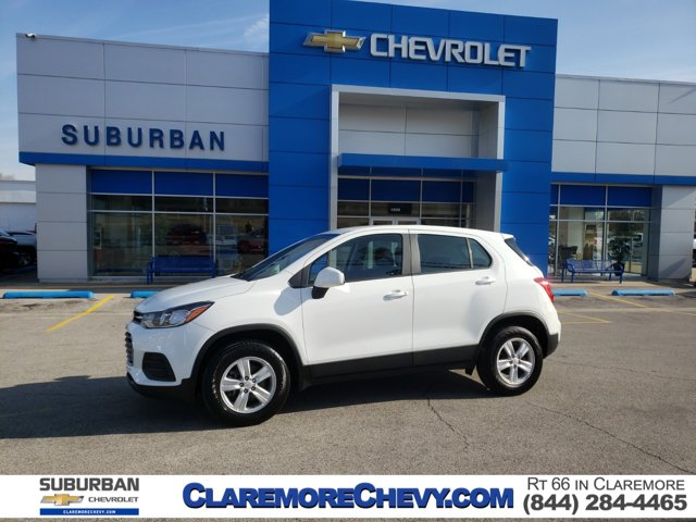 Used 2017 Chevrolet Trax in Claremore, OK