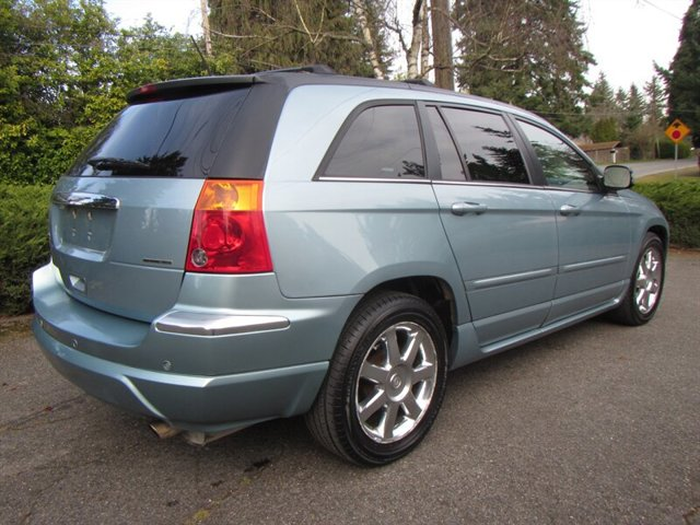 Used 2008 Chrysler Pacifica 4dr Wgn Limited AWD