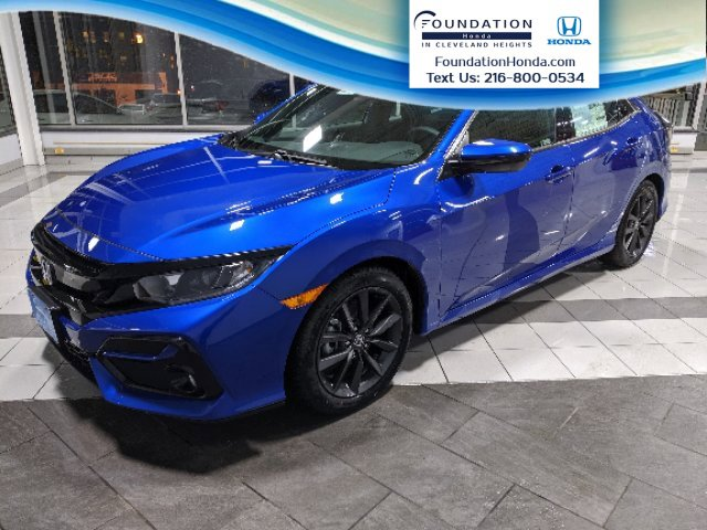 New 2020 Honda Civic Hatchback in Cleveland Heights, OH