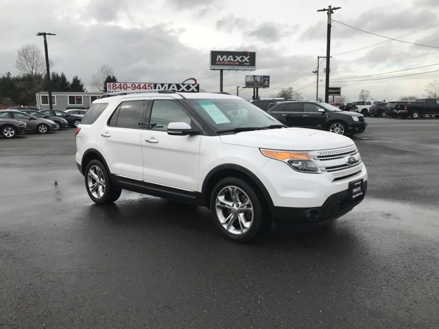 Used 2013 Ford Explorer in Puyallup, WA