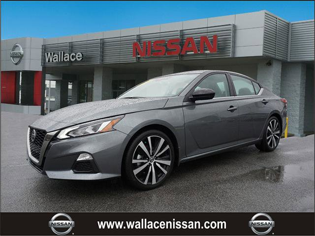 Used 2020 Nissan Altima in Kingsport, TN