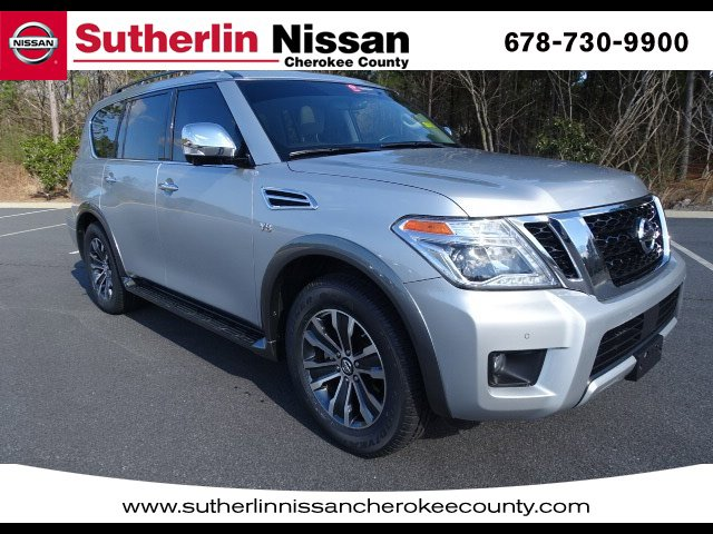 Used 2018 Nissan Armada in Holly Springs, GA