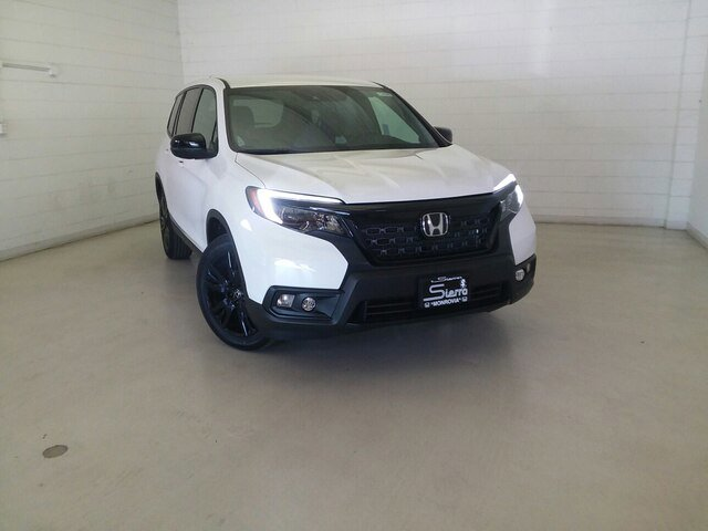 2021 Honda Passport Sport Sport FWD Regular Unleaded V-6 3.5 L/212 [15]