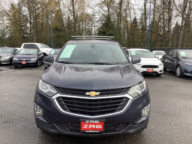 Used 2018 Chevrolet Equinox FWD 4dr LT w-1LT
