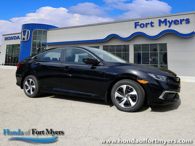 New 2019 Honda Civic Sedan in Fort Myers, FL