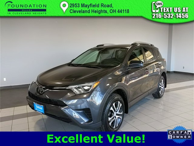Used 2017 Toyota RAV4 in Cleveland Heights, OH