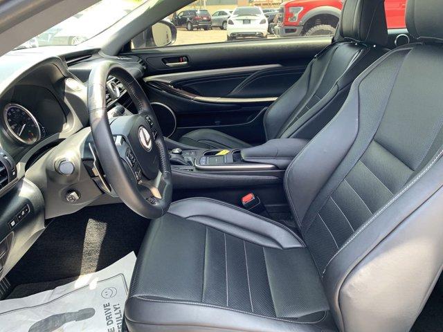 2015 Lexus RC 350 RC 350 Luxury All Weather Pkg 2D Coupe V6 3.5L