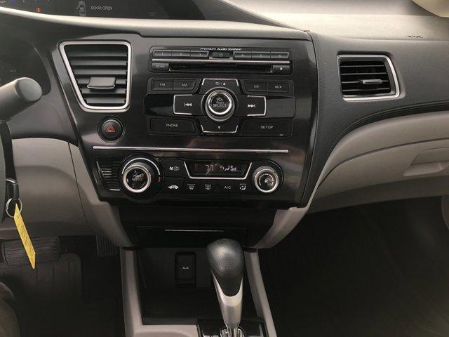 2013 Honda Civic Cpe 2dr Auto EX