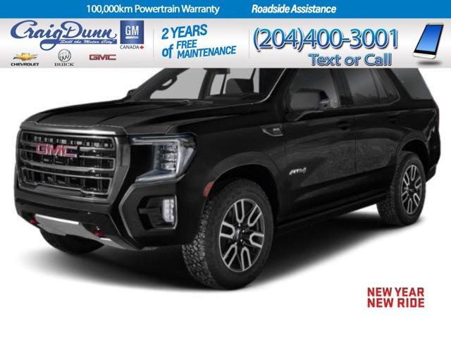 2021 GMC Yukon AT4 4WD 4dr AT4 Gas V8 5.3L/ [0]