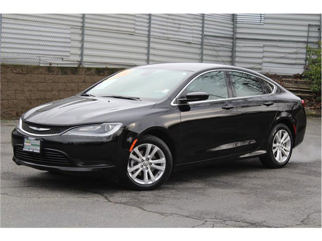 Used 2017 Chrysler 200 in Everett, WA