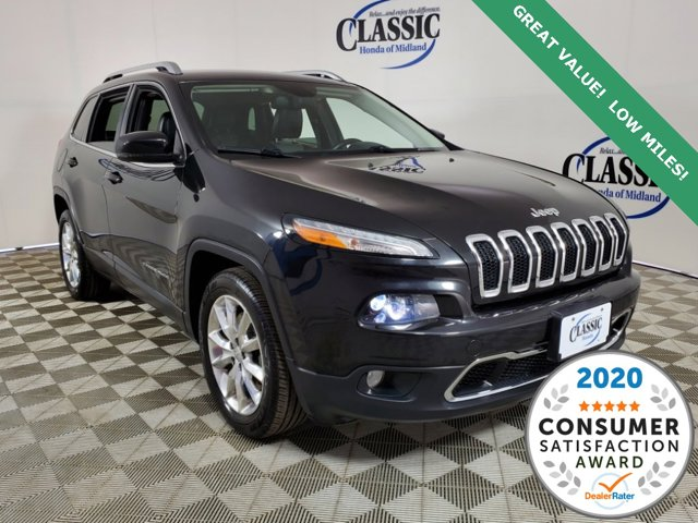 Used 2014 Jeep Cherokee in Midland, TX