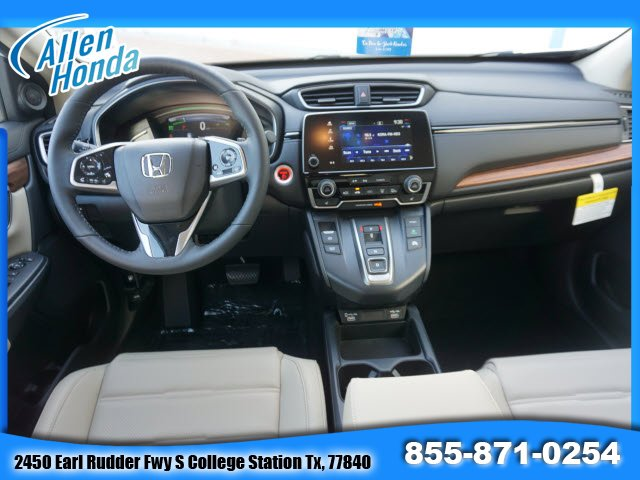 New 2020 Honda CR-V Hybrid in College Station, TX