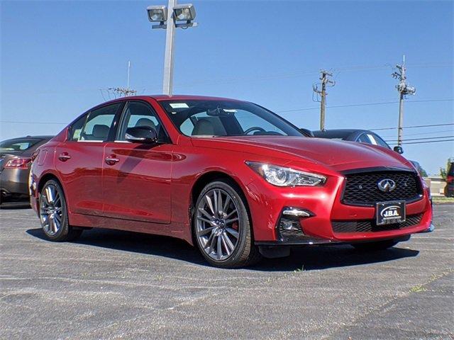 2021 INFINITI Q50 RED SPORT 400 RED SPORT 400 AWD Twin Turbo Premium Unleaded V-6 3.0 L/183 [7]