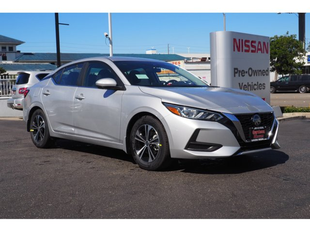 2020 Nissan Sentra SV SV CVT Regular Unleaded I-4 2.0 L/122 [22]