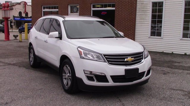 Used 2016 Chevrolet Traverse in Bloomington, IN