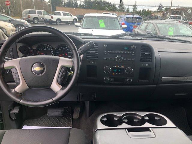 2010 Chevrolet Silverado 1500 2WD Ext Cab 143.5 LT