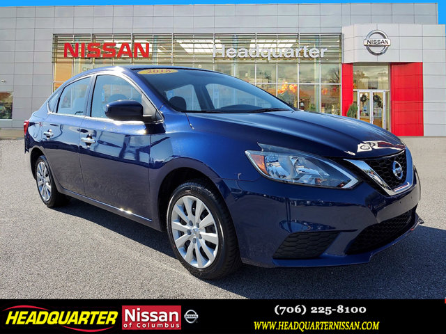 Used 2018 Nissan Sentra in Columbus, GA