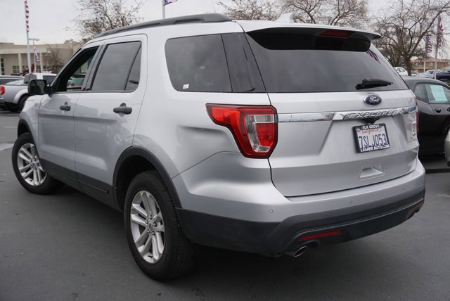 Used 2016 Ford Explorer 4WD 4dr Base