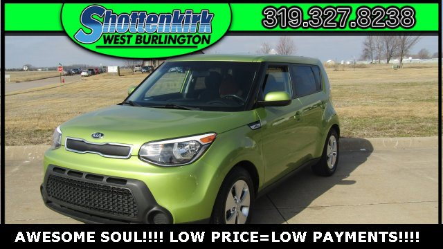 Used 2016 KIA Soul in West Burlington, IA