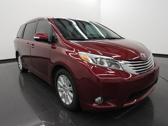 Used 2017 Toyota Sienna in Baton Rouge, LA