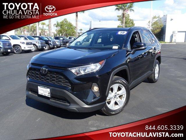 Used 2019 Toyota RAV4 in Chula Vista, CA