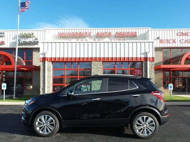 2017 Buick Encore FWD 4dr Preferred