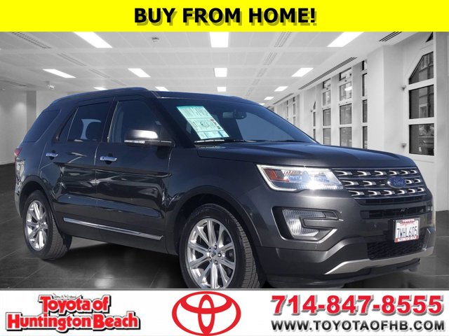 2017 Ford Explorer Limited Limited FWD Intercooled Turbo Premium Unleaded I-4 2.3 L/140 [6]