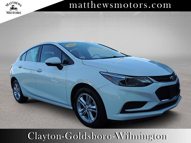 Used 2018 Chevrolet Cruze in Goldsboro, NC