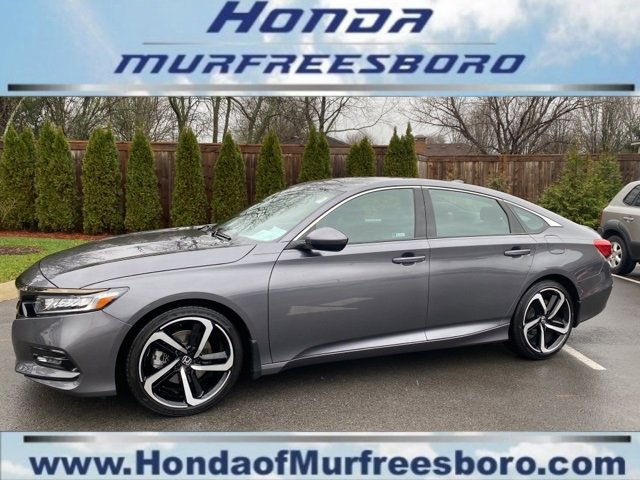 Used 2019 Honda Accord Sedan in Murfreesboro, TN