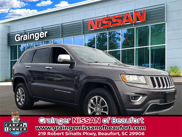 Used 2016 Jeep Grand Cherokee in Beaufort, SC