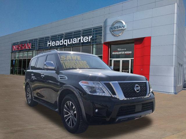 New 2019 Nissan Armada in Columbus, GA