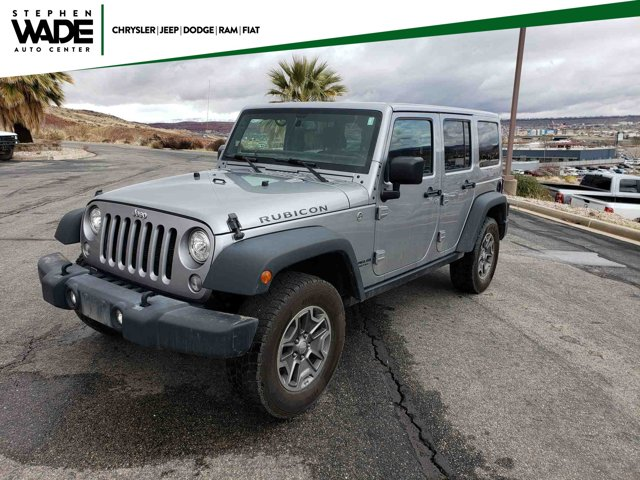 Used 2017 Jeep Wrangler Rubicon