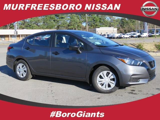 New 2020 Nissan Versa in Murfreesboro, TN