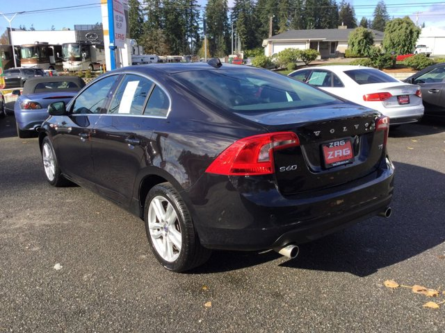 Used 2013 Volvo S60 4dr Sdn T5 Platinum FWD