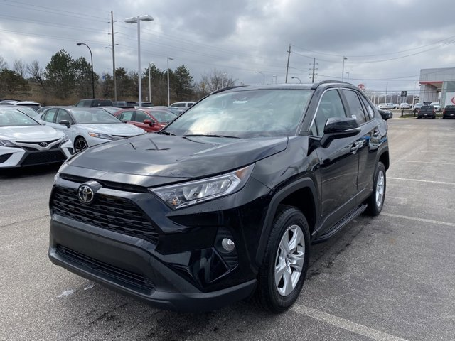 New 2020 Toyota RAV4 in Akron, OH