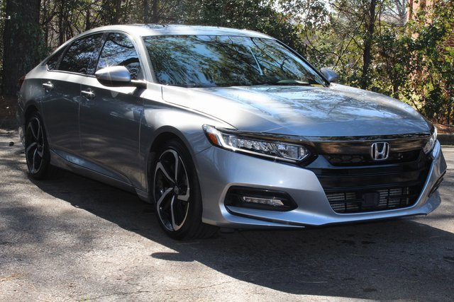 2018 Honda Accord Sedan Sport 2.0T