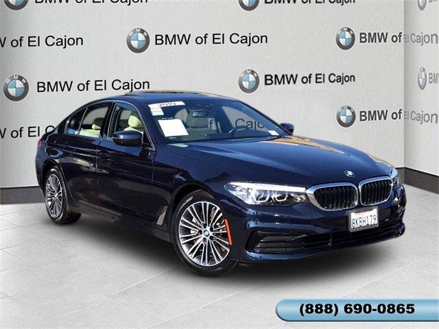 Used 2019 BMW 5 Series in El Cajon, CA