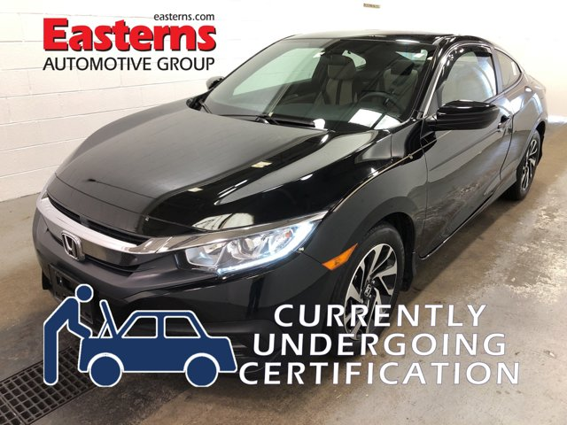 2017 Honda Civic Coupe LX Manual 2dr Car