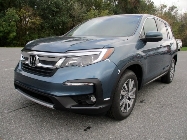 2020 Honda Pilot EX-L w-Navi and RES AWD